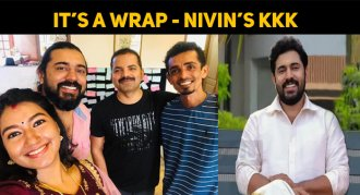 Nivin Pauly Wrapped Up His Next!