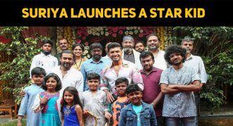Suriya To Launch This Celebrity Kid In His Next..