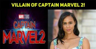 Here Is The Villain Of Captain Marvel 2!