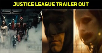 It's A Big Gift For DC Fans! Justice League Tra..