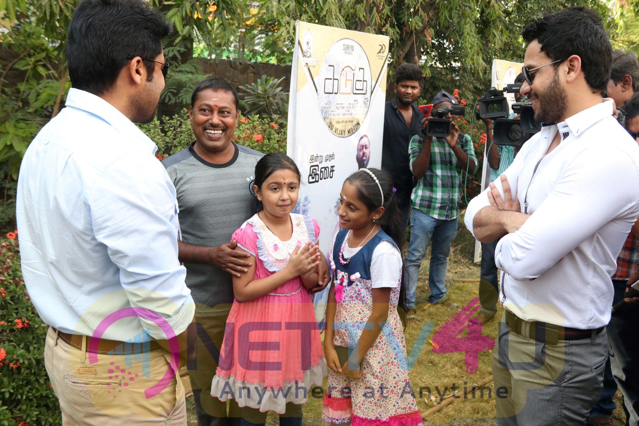 Kadugu Tamil Movie Audio Launch Attractive Stills Tamil Gallery