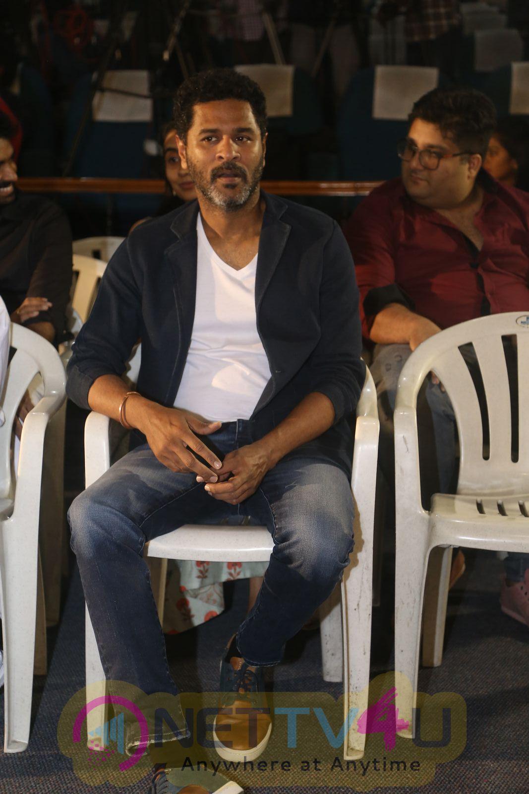 Lakshmi Movie Teaser Launch Photos  Telugu Gallery
