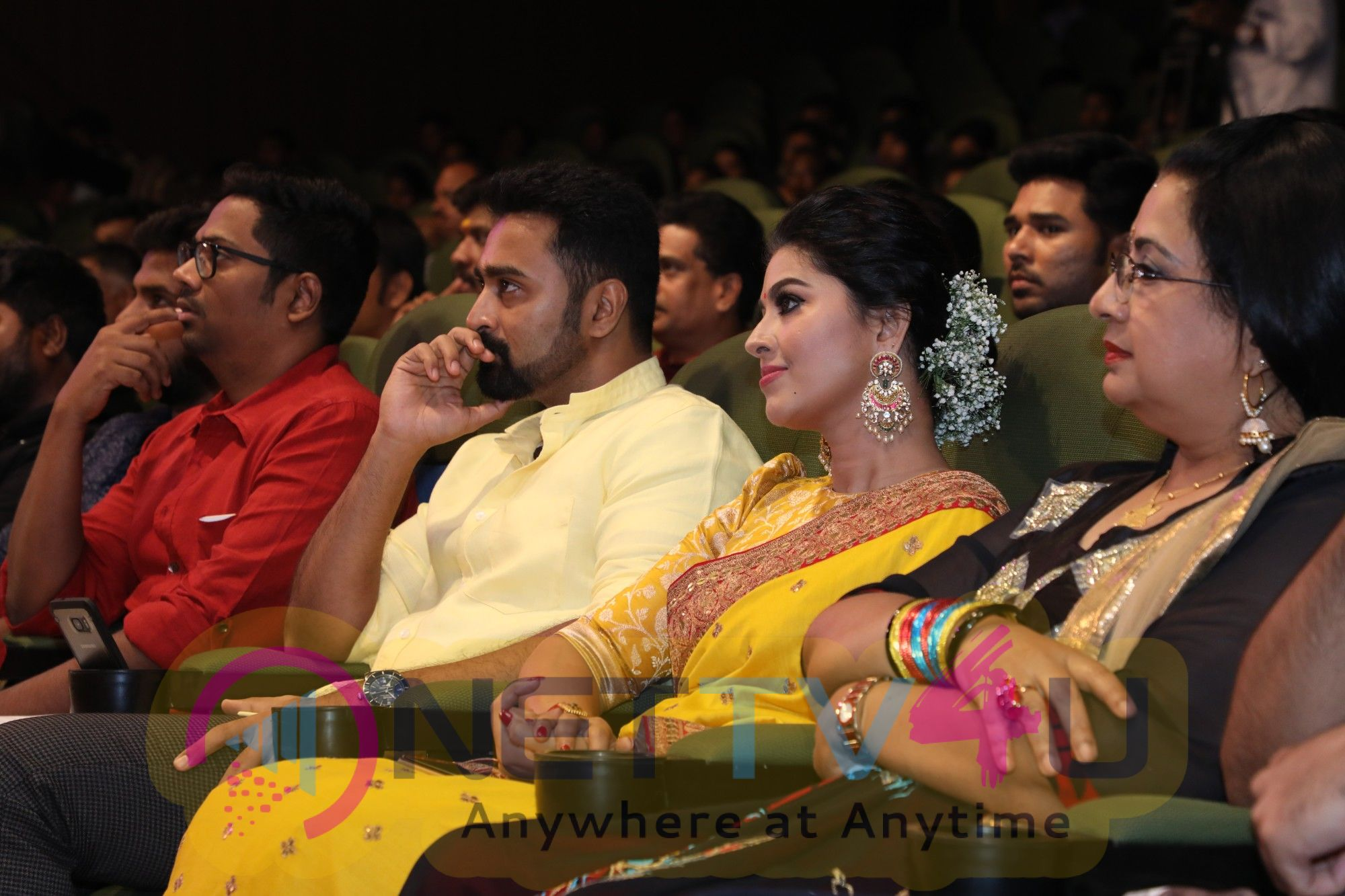 MGR Sivaji Academy Awards 2018 Images Tamil Gallery