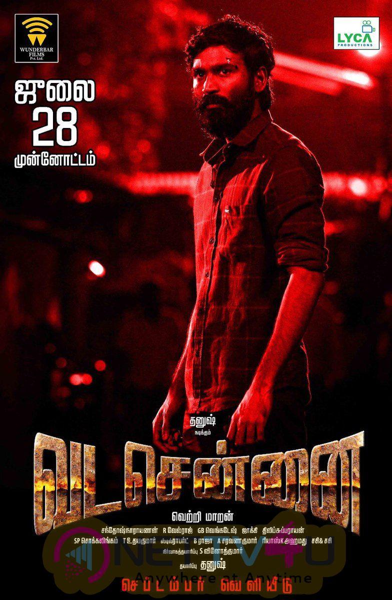 Vadachennai Movie Stunning Still Tamil Gallery