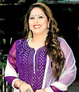 Geeta Kapoor Hindi Actress