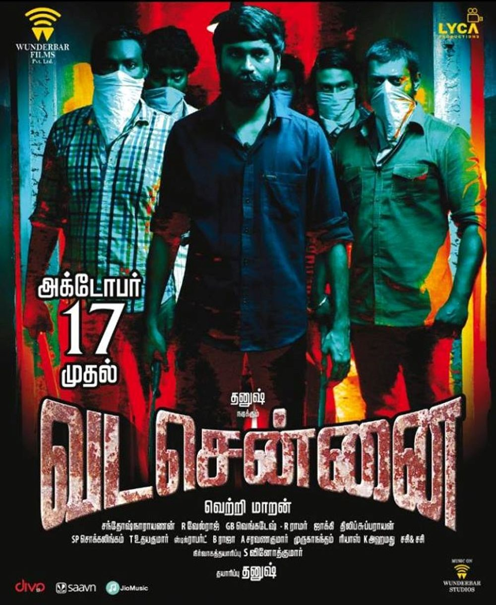 Vada Chennai Movie Review