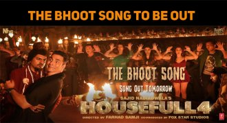 The Bhoot Song From Housefull 4 To Be Out Tomor..