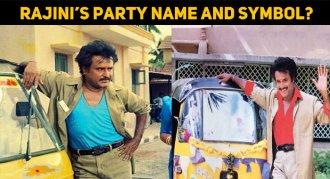 Is This Rajini's Election Symbol? Is This Rajin..