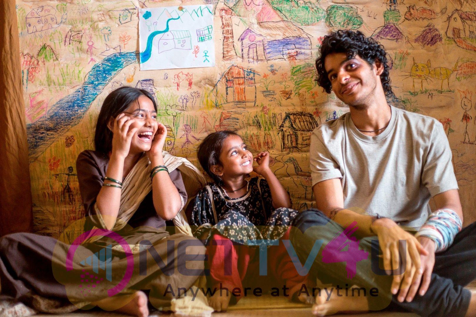 Beyond The Clouds Movie Stills Tamil Gallery