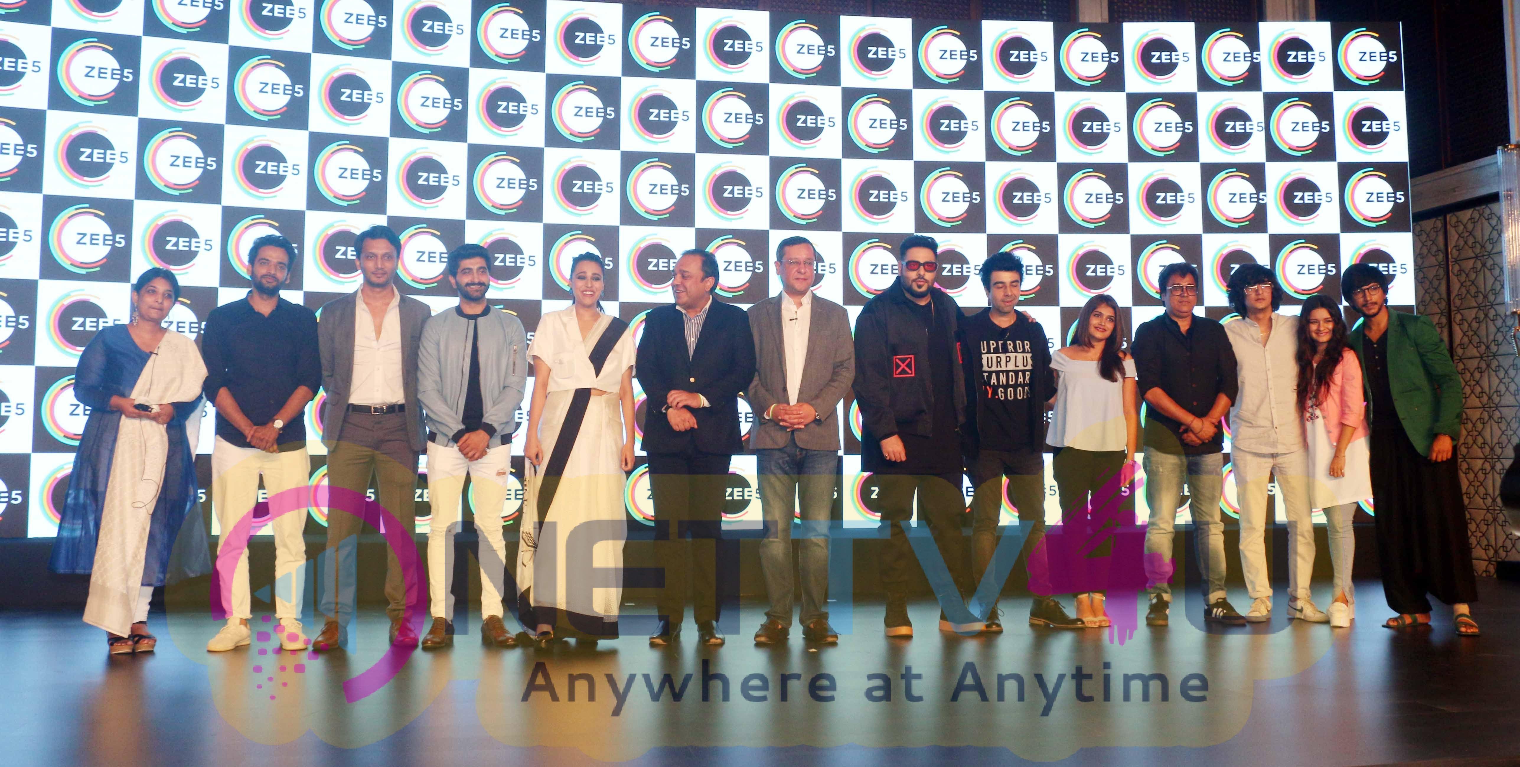 Grand Launch Of Zee Entertainment New OTT ZEE5 Stills Hindi Gallery
