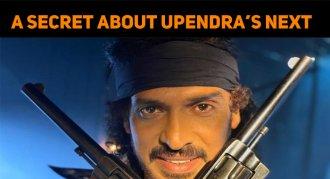 Upendra's Next Has Dr Rajkumar Connection!