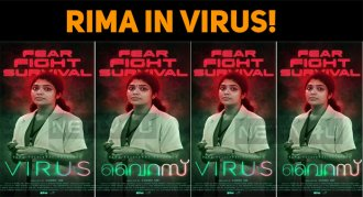 Rima Plays A Nurse In Virus!