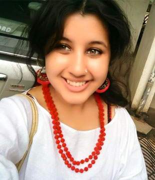 Jhanak Shukla Hindi Actress