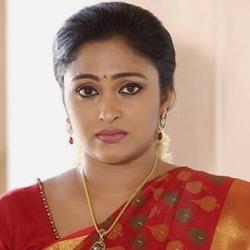 Sreeja Chandran Tamil Actress