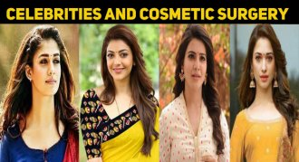 Top 10 Kollywood Celebrities Who Have Undergone Cosmetic Surgery