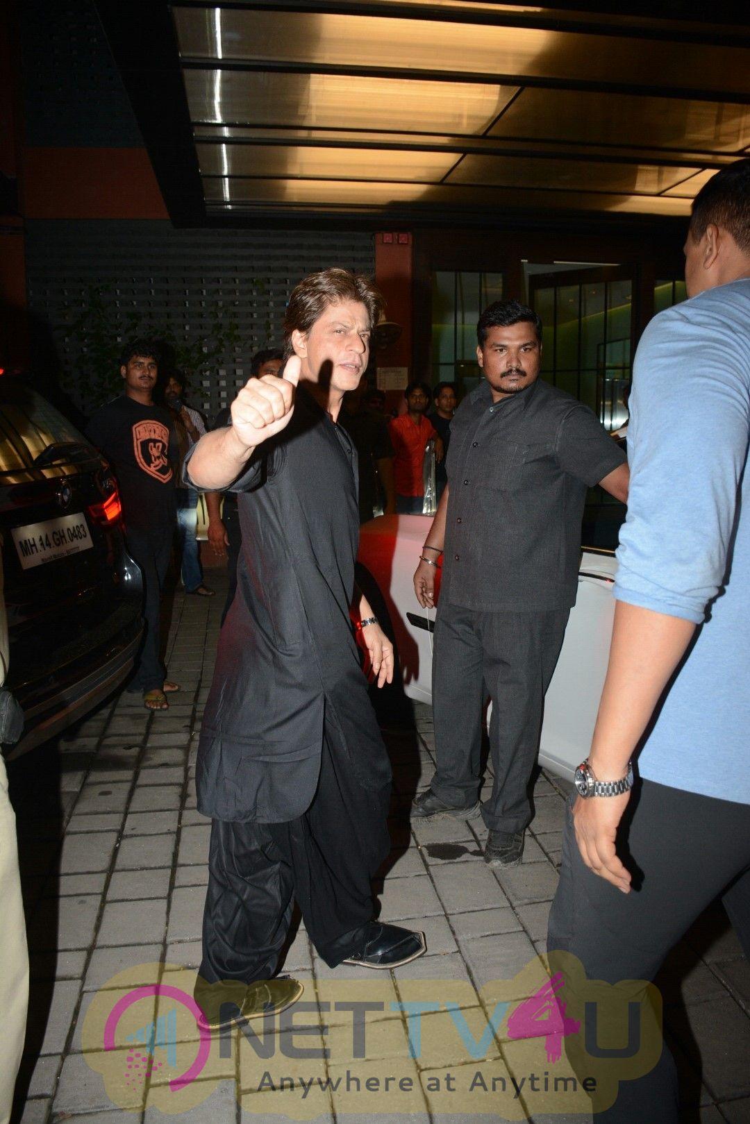 Salman Khan, Shah Rukh Khan, Riteish Deshmukh & Many More At Arpita's Pre Diwali Bash Stills Hindi Gallery