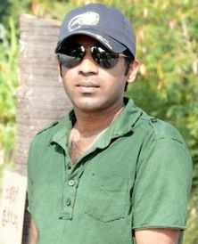 Girish R Gouda Telugu Actor