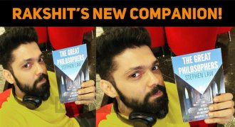 Rakshit's New Companion!