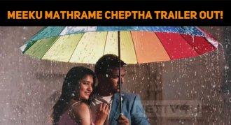 Vijay Deverakonda's Meeku Mathrame Cheptha Trai..