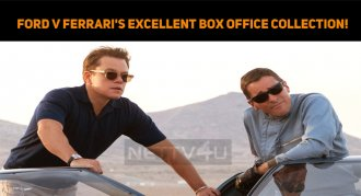 Ford V Ferrari's Excellent Box Office Collectio..