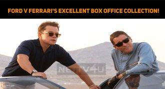Ford V Ferrari's Excellent Box Office Collectio..