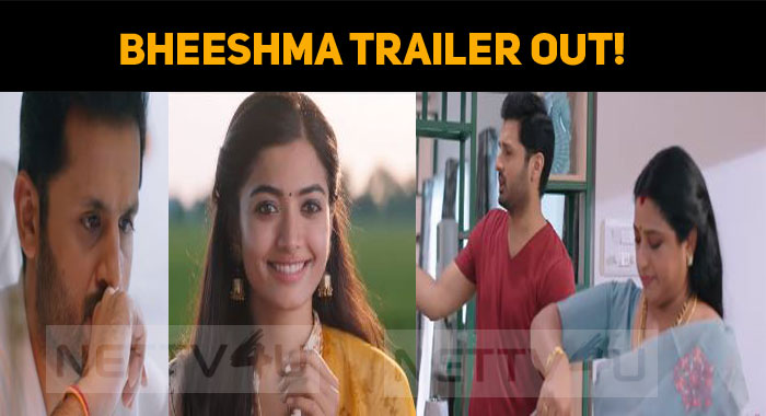 Bheeshma Trailer Out Nettv4u
