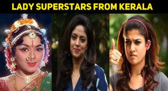 Lady Superstars From Kerala Who Ruled Tamil Movie Industry