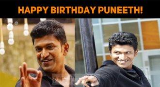 Happy Birthday Powerstar Puneeth Rajkumar!
