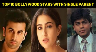 Top 10 Bollywood Stars With Single Parent