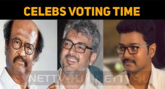 Celebrities To Cast Their Votes At…