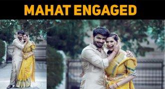 Mahat Gets Engaged To Prachi Mishra!