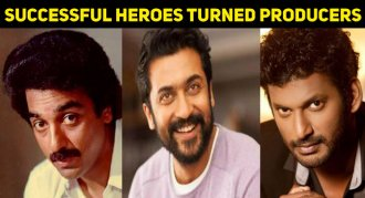 Successful South Indian Heroes Turned Successful Producers