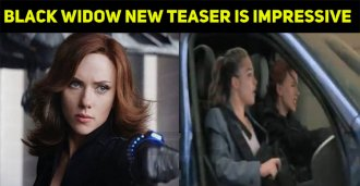 Black Widow New Teaser Clip Impresses Marvel Fa..