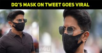 Dulquer Salmaan's Mask On Tweet Goes Viral!