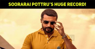 Suriya's Soorarai Pottru Creates A Huge Record!..