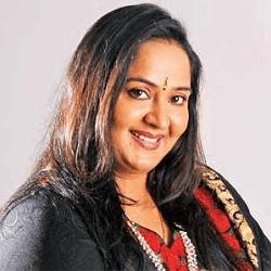R. Radha Tamil Actress