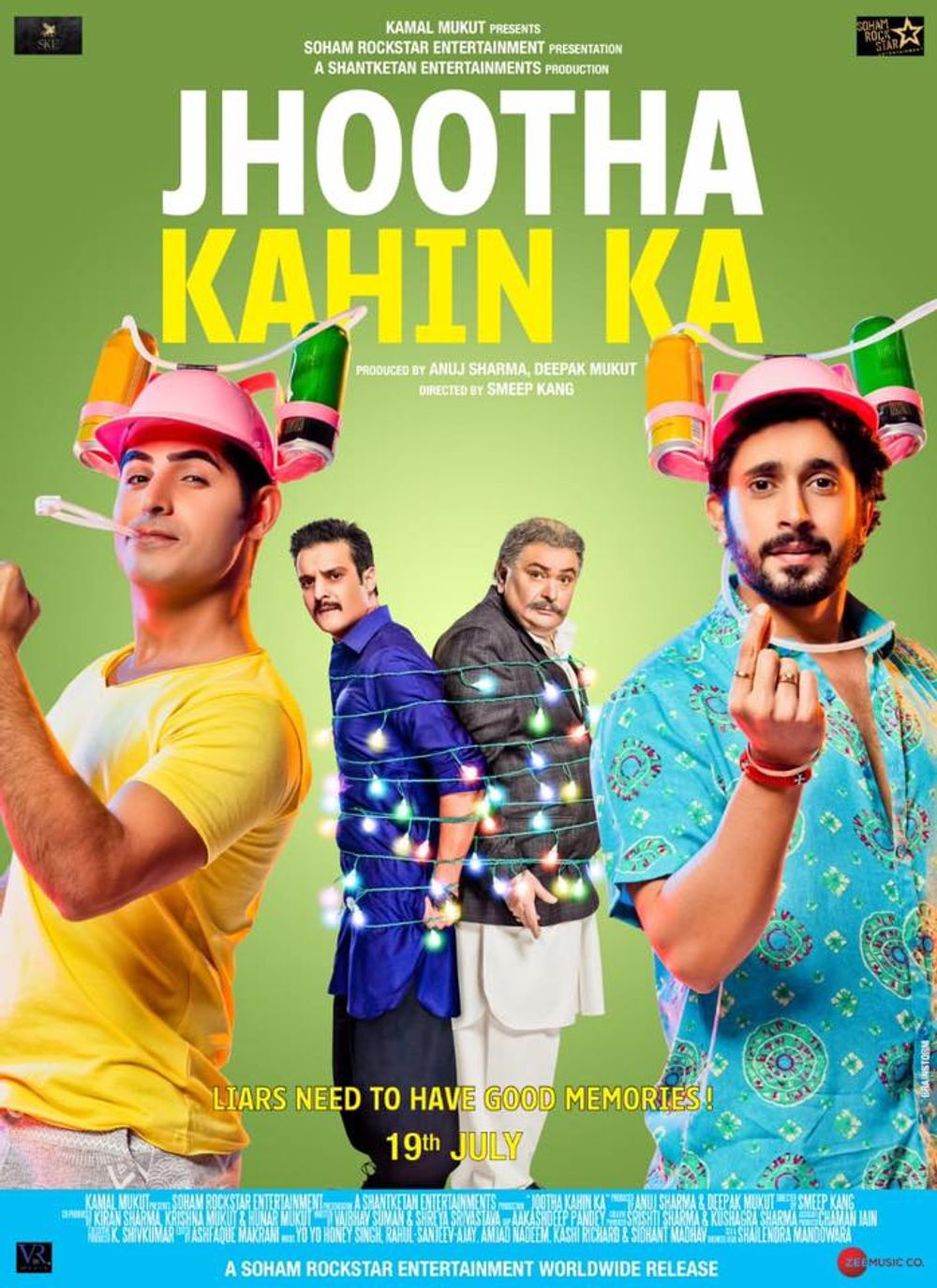 Jhootha Kahin Ka Movie Review