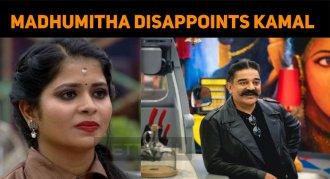 Bigg Boss Madhumitha Disappoints Kamal Haasan!