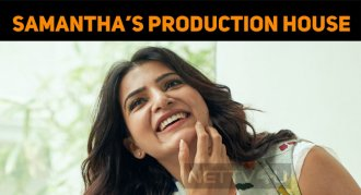 Samantha To Launch A Production House!
