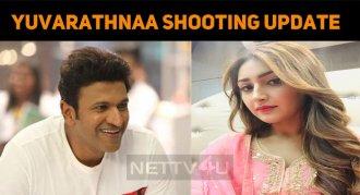 Yuvarathnaa Latest Updates!