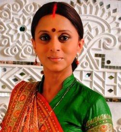 Kruttika Desai Hindi Actress