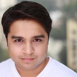 Hardik Sangani Hindi Actor