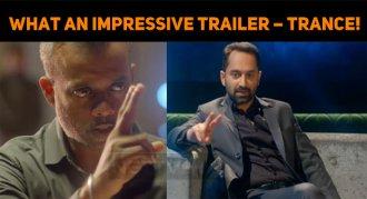 What An Impressive Trailer – Trance!