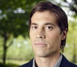 James Wright Foley English Actor
