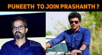 Puneeth Rajkumar To Join Prashanth Neel?