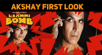 Akshay Kumar First Look Out!