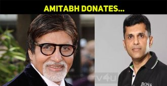 See What Amitabh Donated!