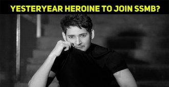 Yesteryear Heroine To Join Superstar?