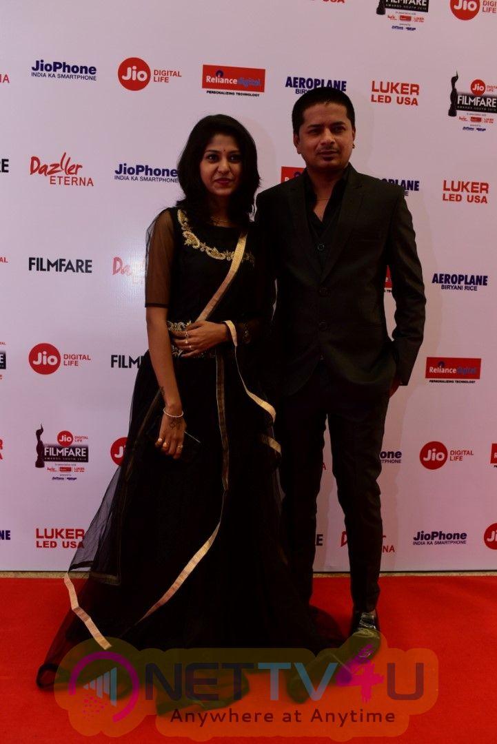 65th Jio Filmfare Awards South 2018 Event Images Movie Press