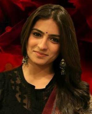 Manya Narang Hindi Actress